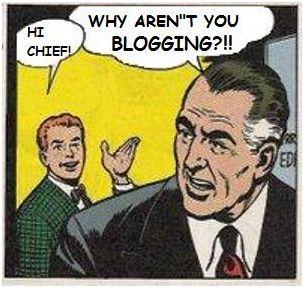dlaczego nie blogujesz