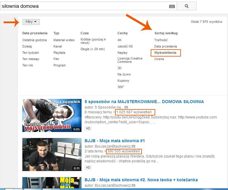 coś o youtube