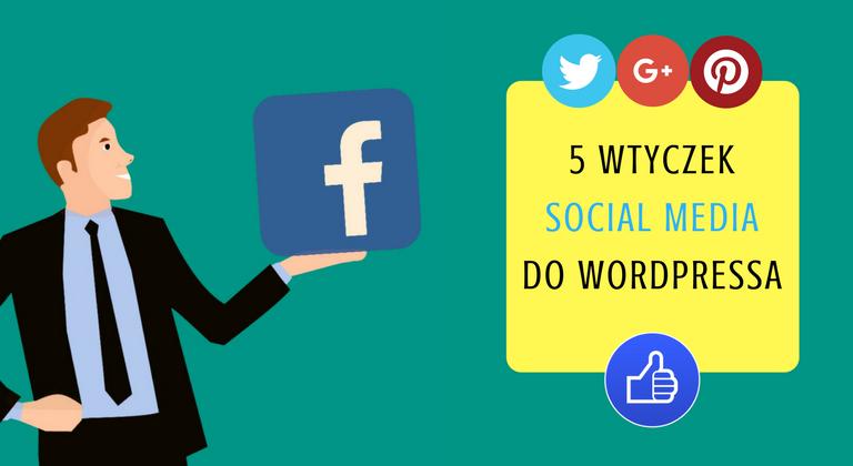 wtyczki społecznościowe do wordpressa