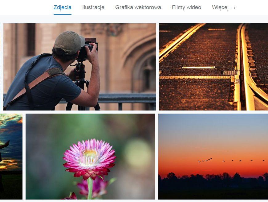 portal ze zdjęciami pixabay